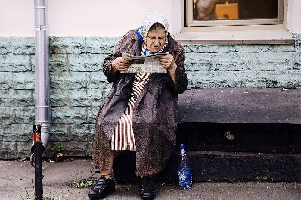 """Foto von Joseph Kiblitsky aus der Ausstellung """"Weites, unbekanntes Russland"""" in der Kulturkirche Ost, 01. – 30. September 2018"""