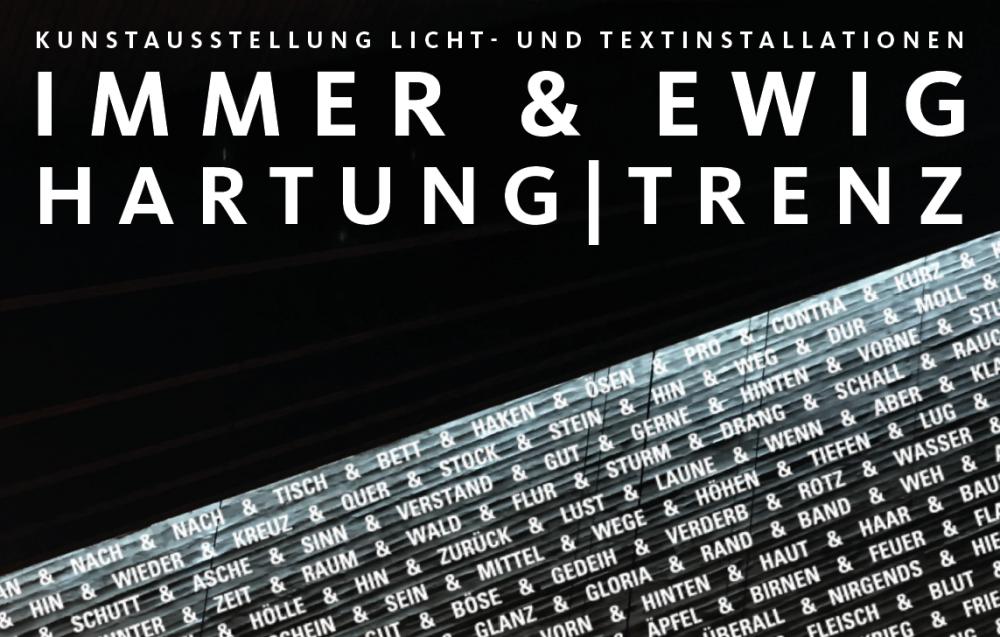 Ausstellung Hartung & Trenz