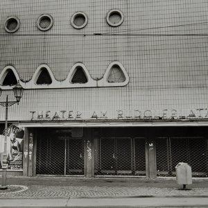 Boris Becker, Theater am Rudolfplatz, Silbergelantine Print