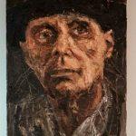 Oliver Jordan, Original-Ölgemälde Joseph Beuys-Porträt