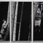 """Anna Blume und Bernhard Blume, """"Gebet im Wald"""""""