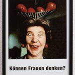 """Anna Blume, """"Können Frauen denken?"""""""