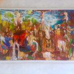 """Junior Toscanelli, """"Aachener Altar"""""""