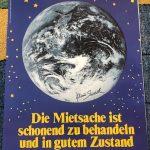 """Klaus Staeck, """"Die Mietsache"""""""