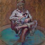 """Gerd Mosbach, """"young doge II"""""""